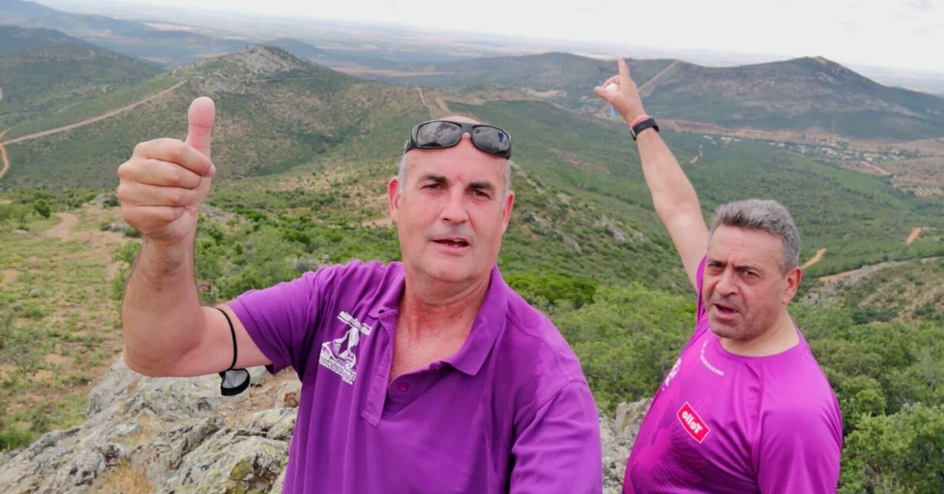 Cumbre Pico Chupadero. Montes de Toledo. Madridejos, Toledo. Castilla La Mancha.