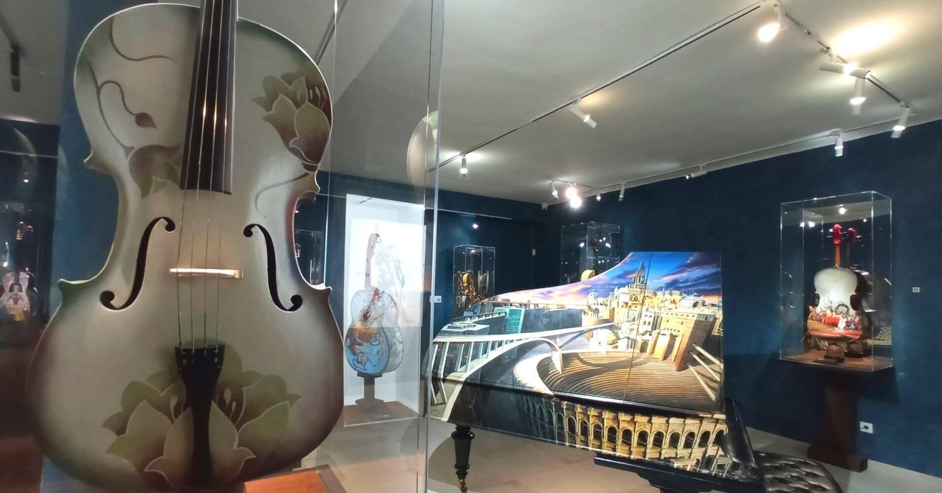 Exposición de Instrumentos. Convento de la Inmaculada. Toledo.