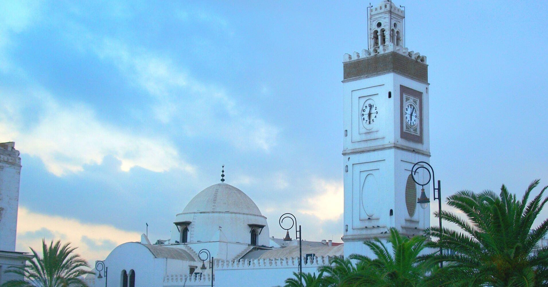 Djemma el Djedid. Argel, Argelia.