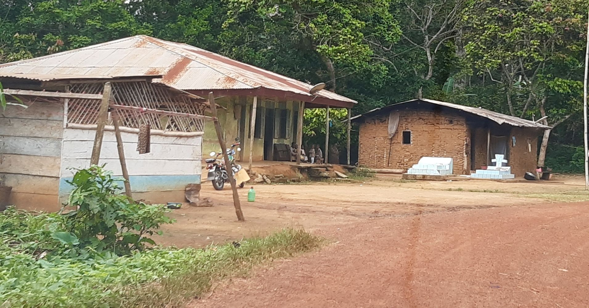 Centro Turístico de Ebogo, Camerún.