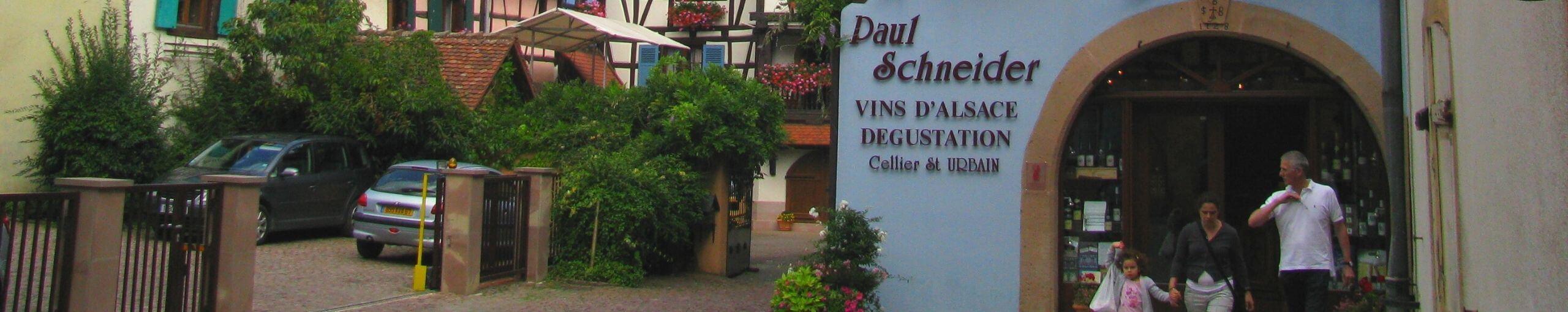 Eguisheim. Alsacia. Alto Rin. Gran Este. Francia.
