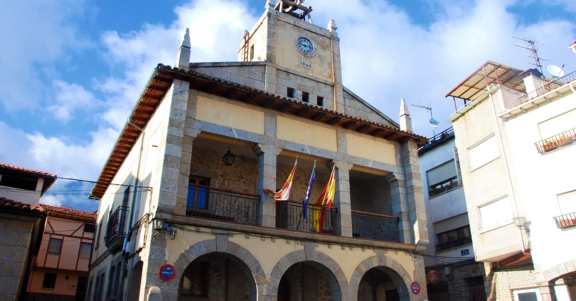 El Arenal, Ávila. Castilla y León.