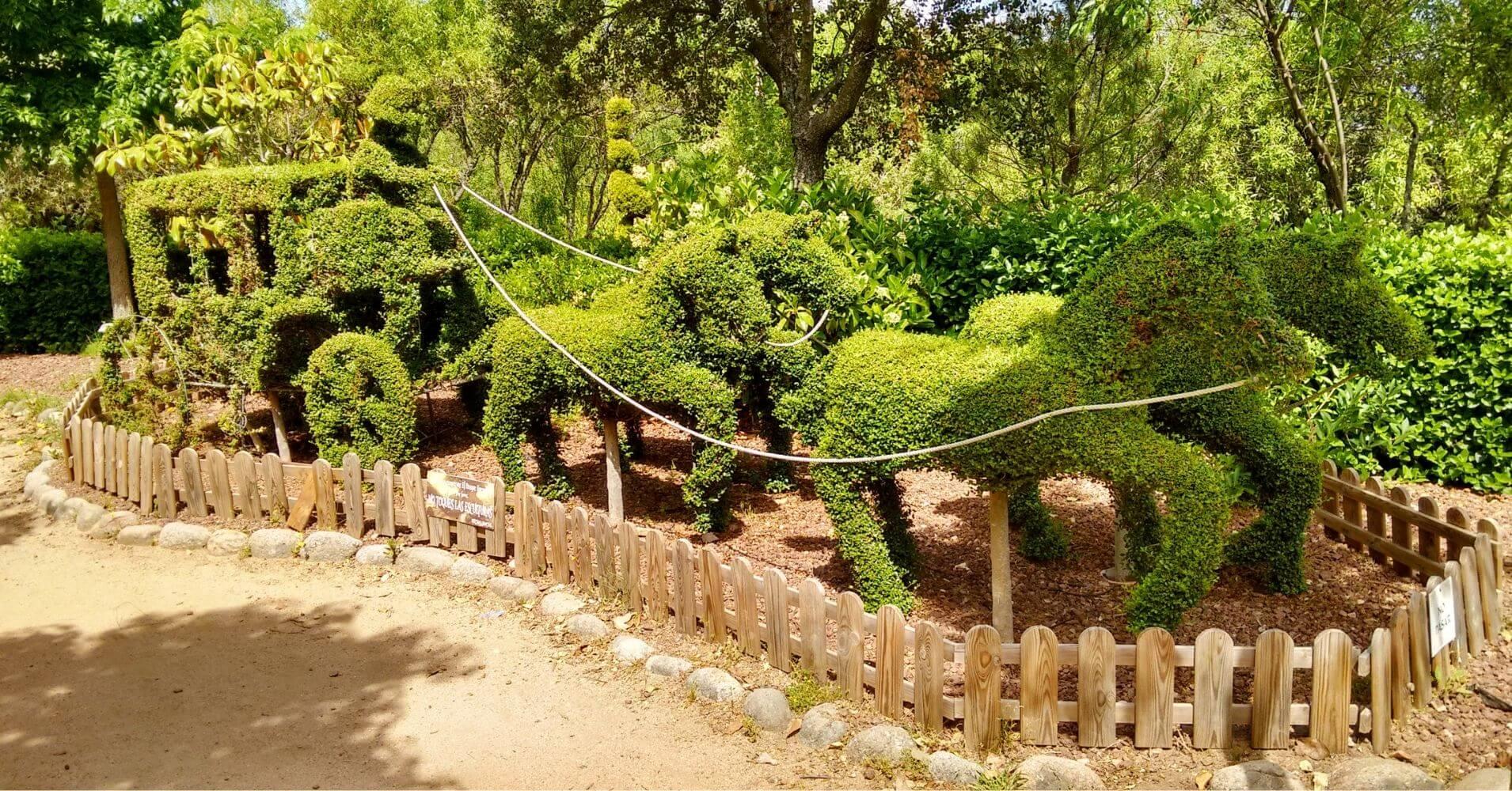 El Bosque Encantado. San Martín de Valdeiglesias.