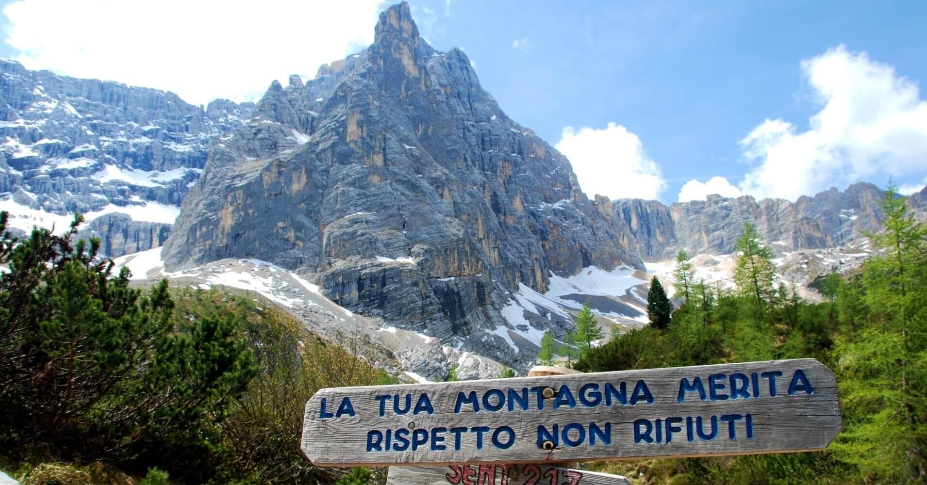 El Dedo de Dios. Dolomitas, Cortina d' Ampezzo. Belluno. Véneto. Italia.