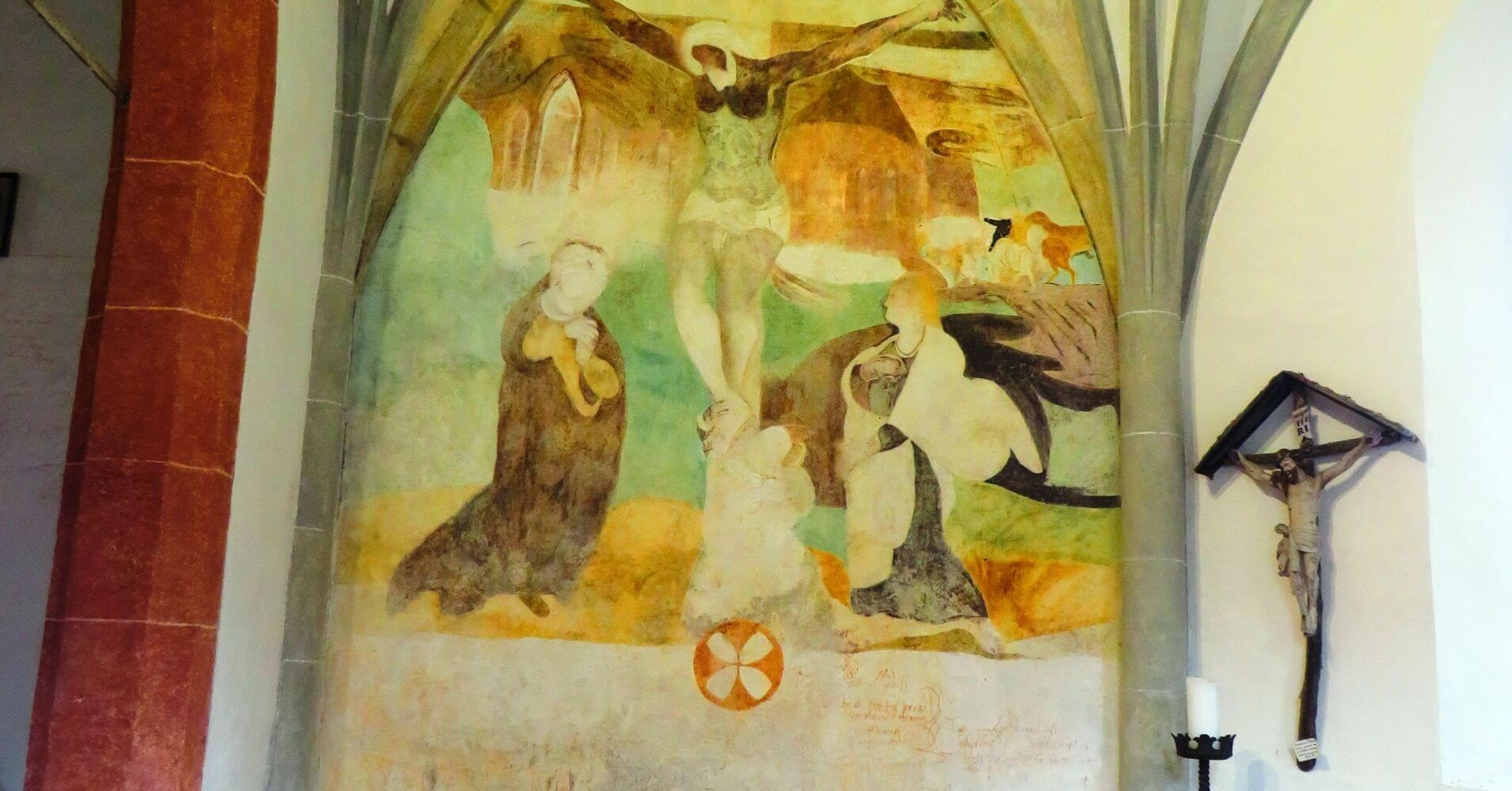 El Refugio e Iglesia de Ospitale. Cortina d' Ampezo. Véneto. Italia.