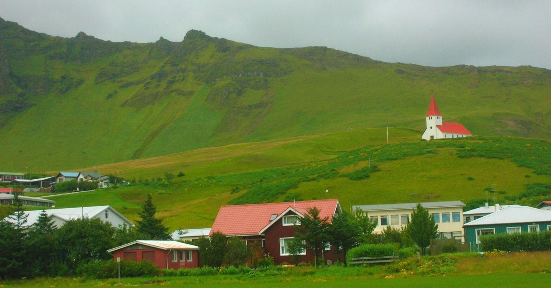 El Sur de Islandia.