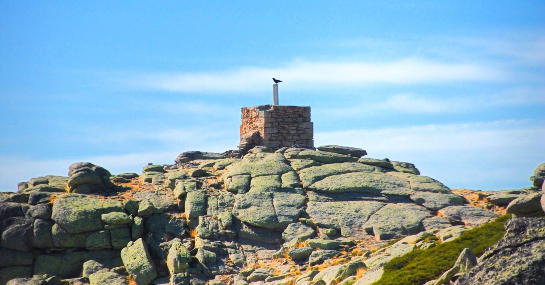 El Torreón. Sierra de Béjar. Candelario, Castilla y León.