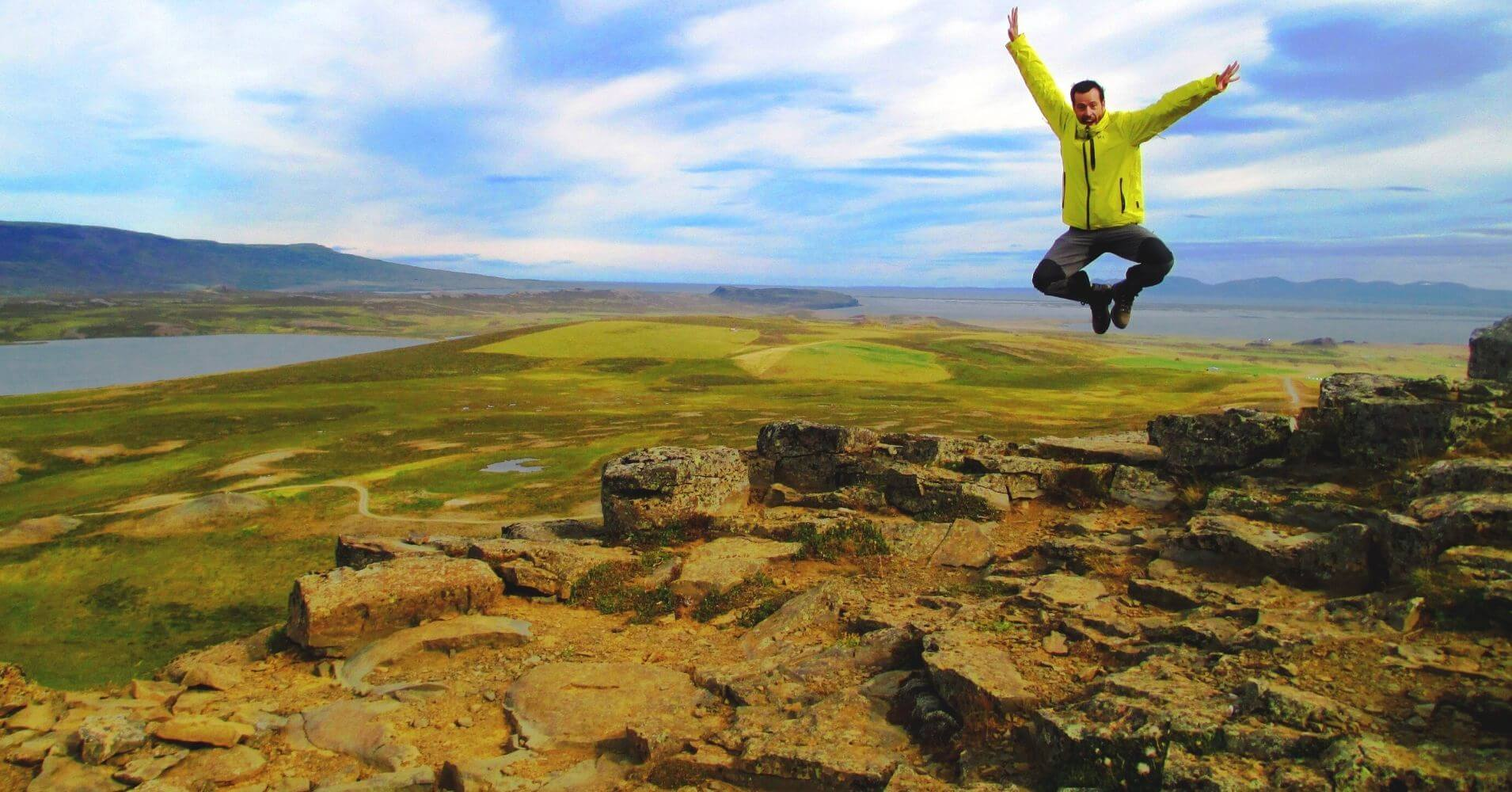 En la Península de Vatnsnes. Hvammstangi. Norðurland Vestra. Islandia.