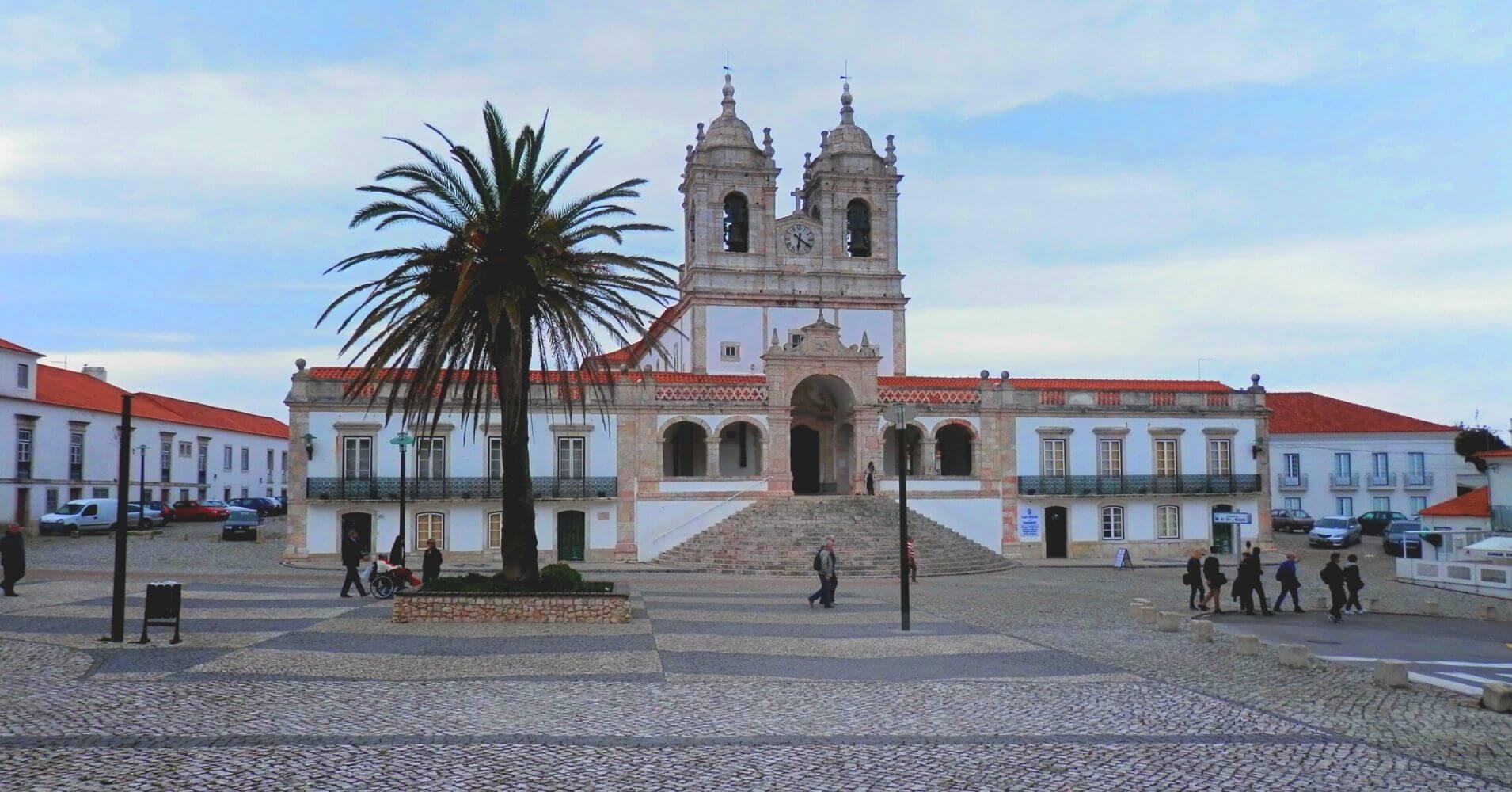 En Nazaré, Portugal.