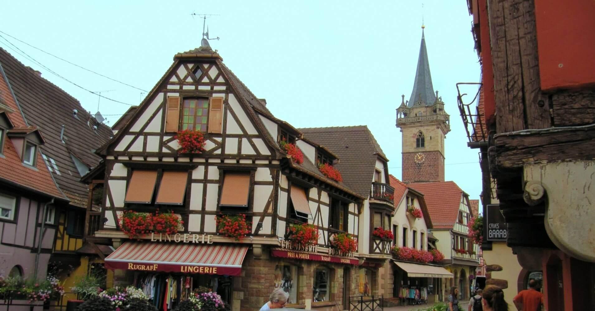 Alsacia. Bajo Rin, Gran Este, Francia.