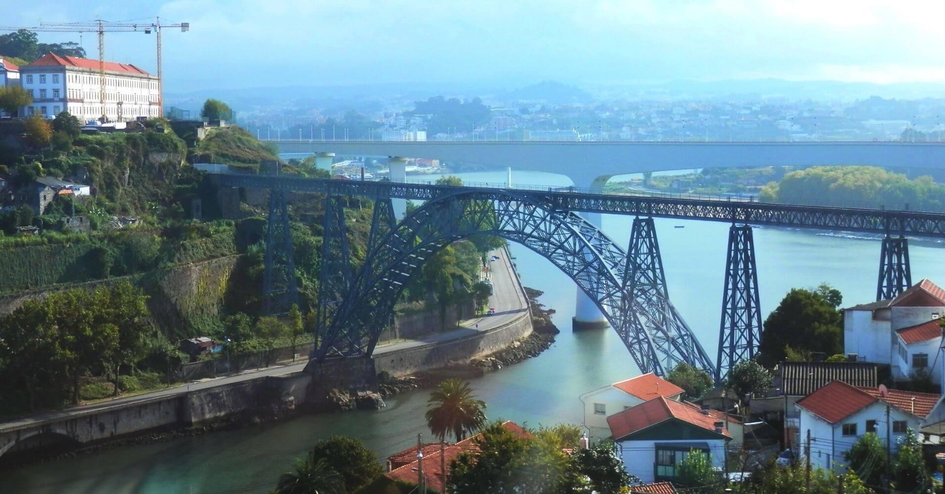 En Porto Escenario de Saudade. Oporto, Portugal.