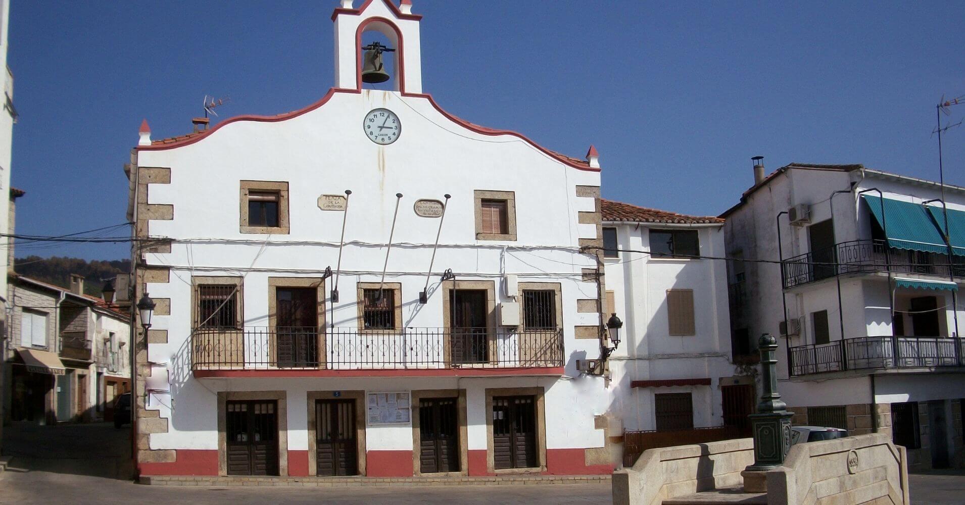 En San Martín de Trevejo. Cáceres. Extremadura.