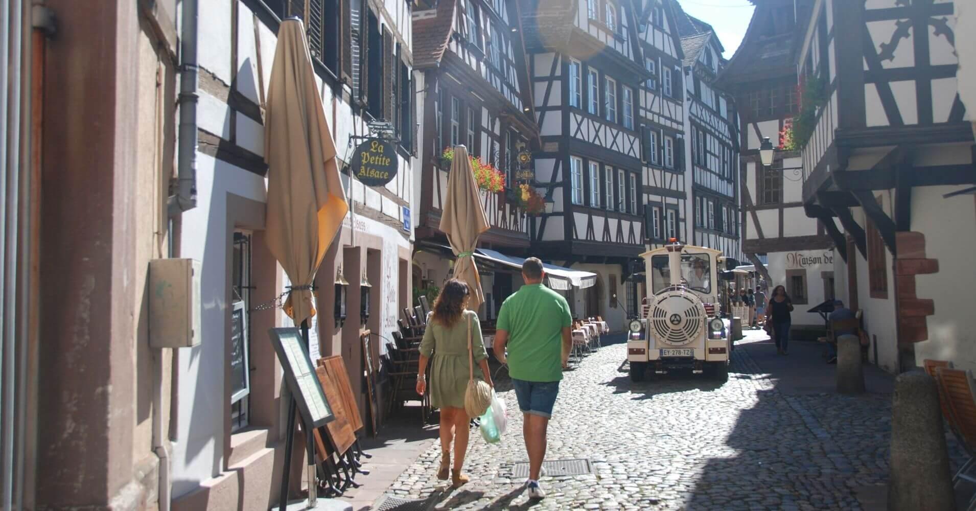Estrasburgo, Petite France. Alsacia. Bajo Rin. Gran Este. Francia.