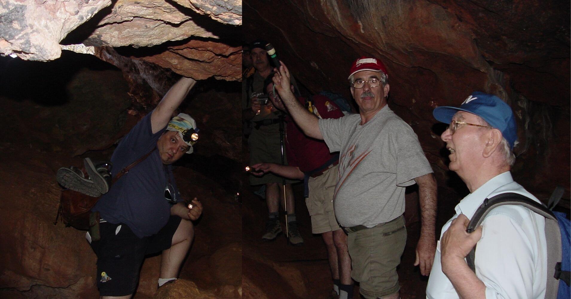 Exploración de la Cueva de Montesinos. Ossa de Montiel. Albacete. Castilla la Mancha.