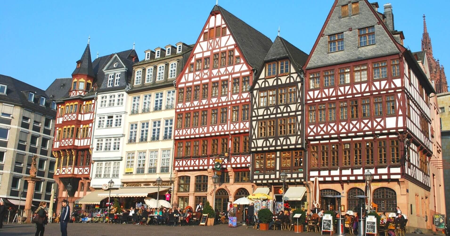 Frankfurt, Estado de Hesse. Alemania.