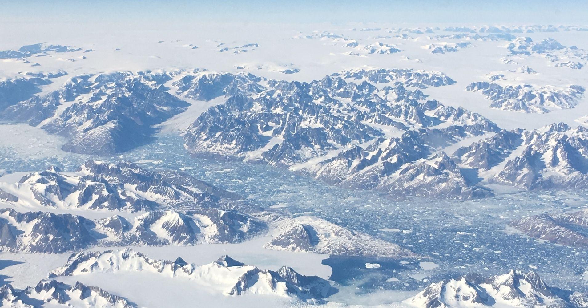 Glaciares e Icebergs de Alaska. Estados Unidos.