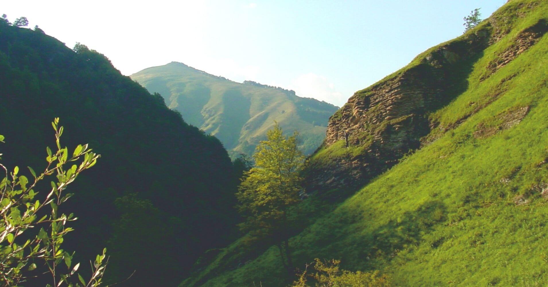 Gorges de Holtzarte. Larrau, Pirineos Atlánticos. Nueva Aquitania. Francia.