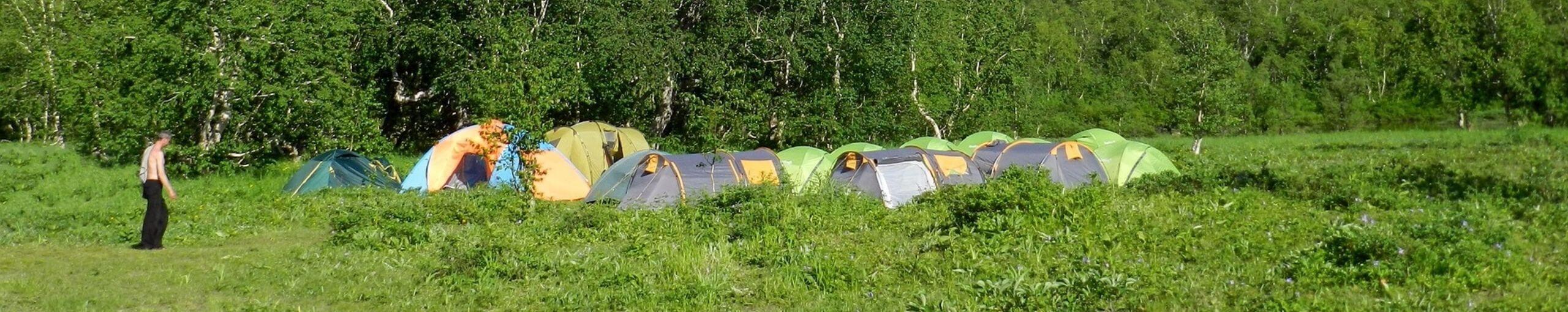 Guía Camping Andalucía