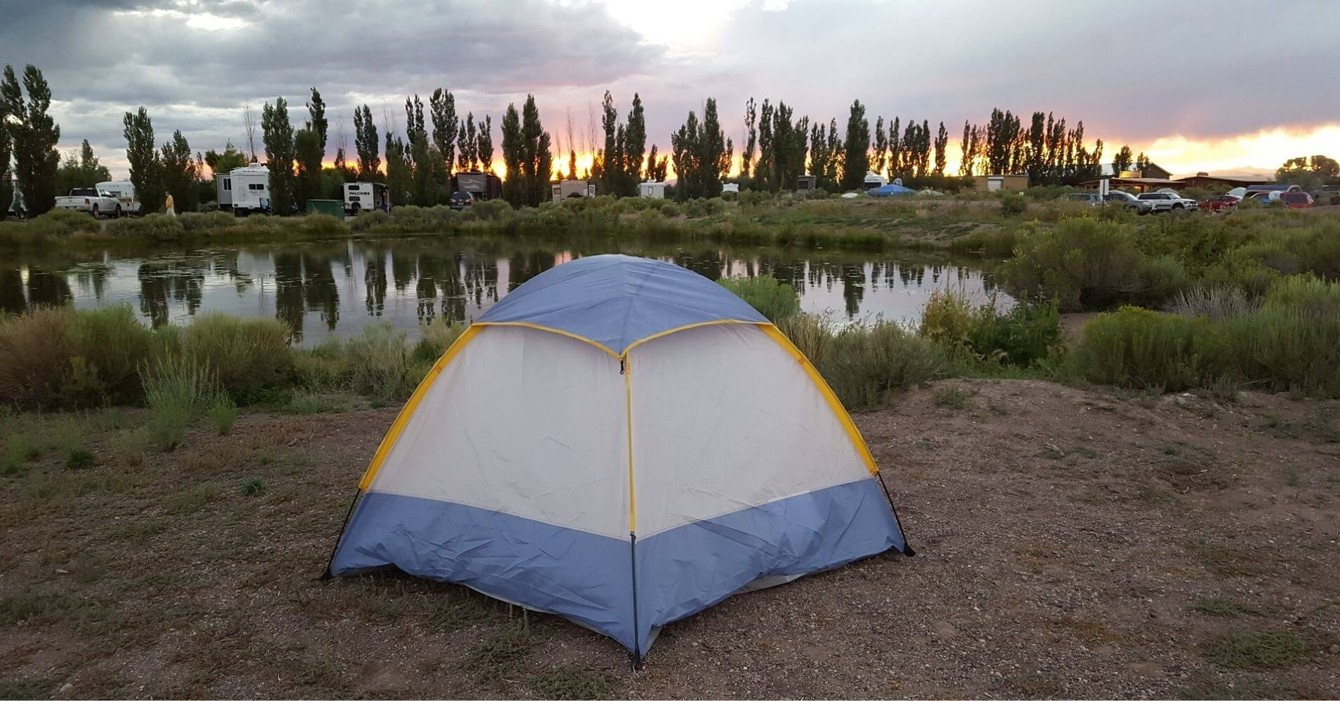 Guía Camping de Aragón.