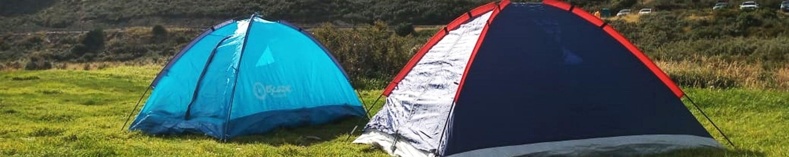Guía Camping de Madrid. España.