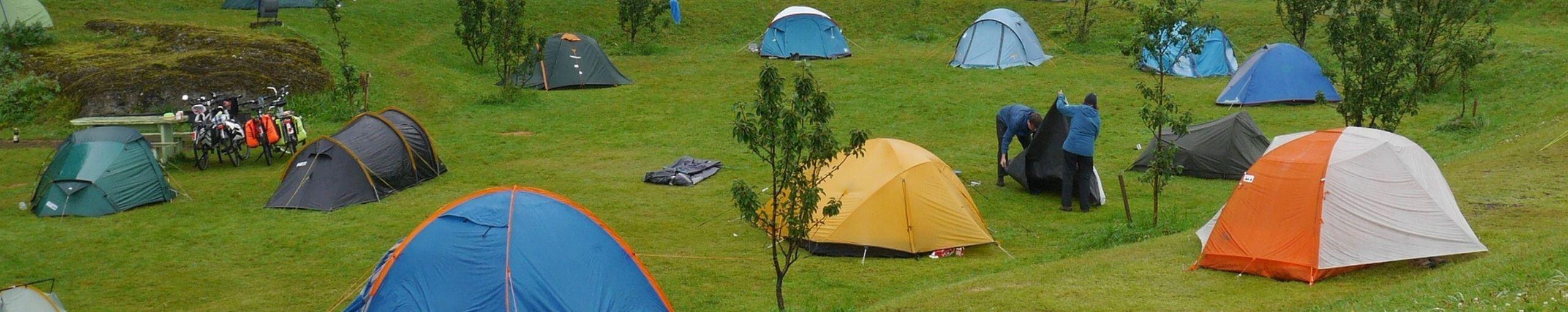 Guía Camping de Navarra.