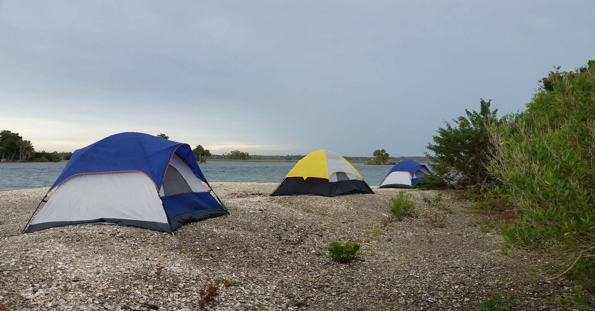 Guía Camping de Portugal.