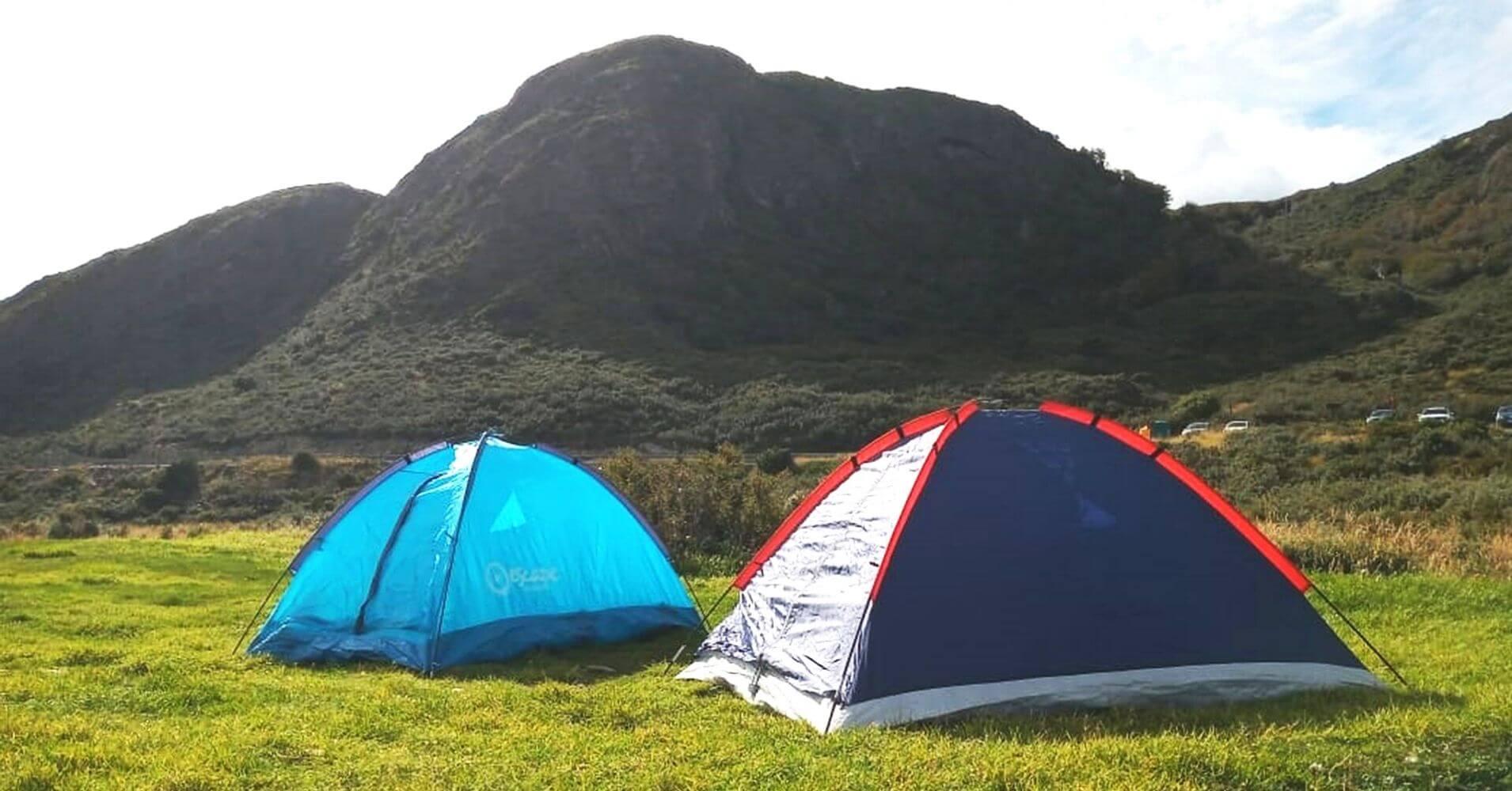 Guía Camping de Suiza.