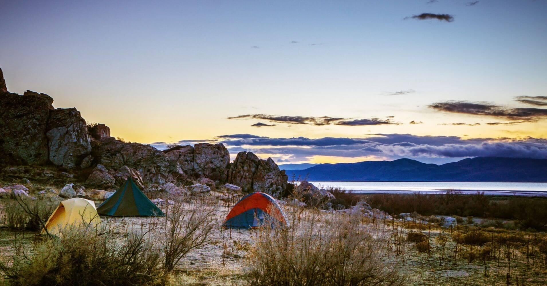 Guía Camping de Utah. Estados Unidos.