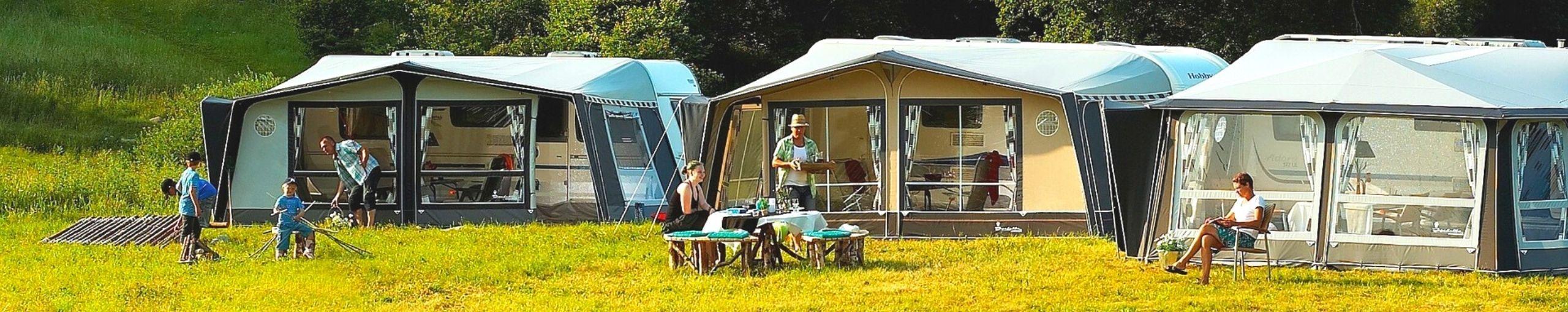 Guía Camping del País Vasco. Euskadi.