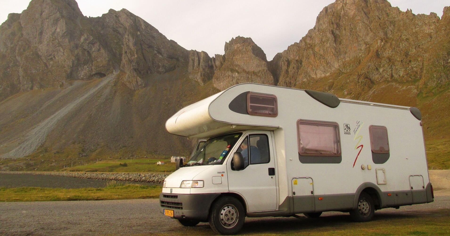 Guía Camping Islandia.