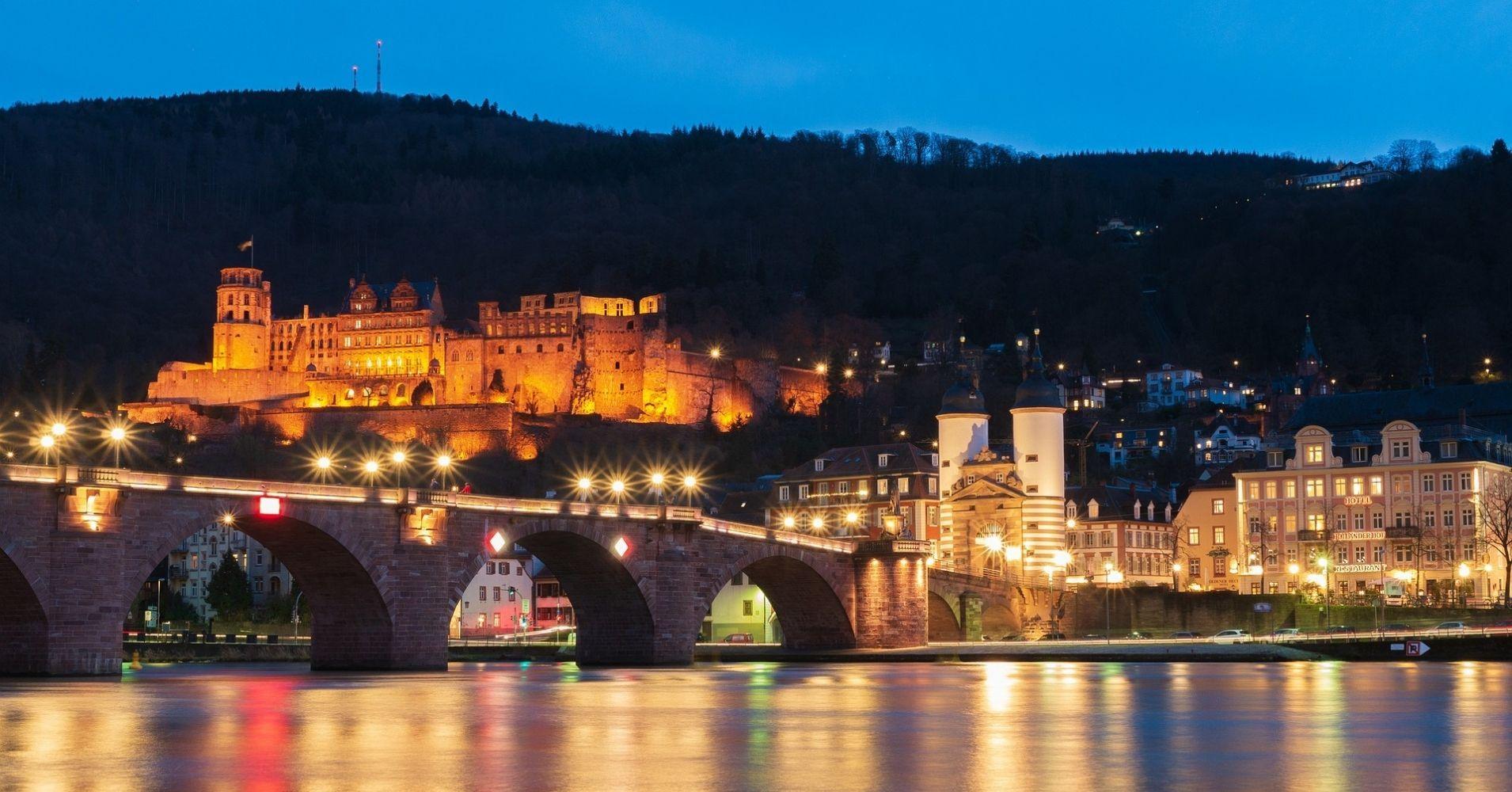 Heidelberg. Baden-Wurtemberg. Alemania.