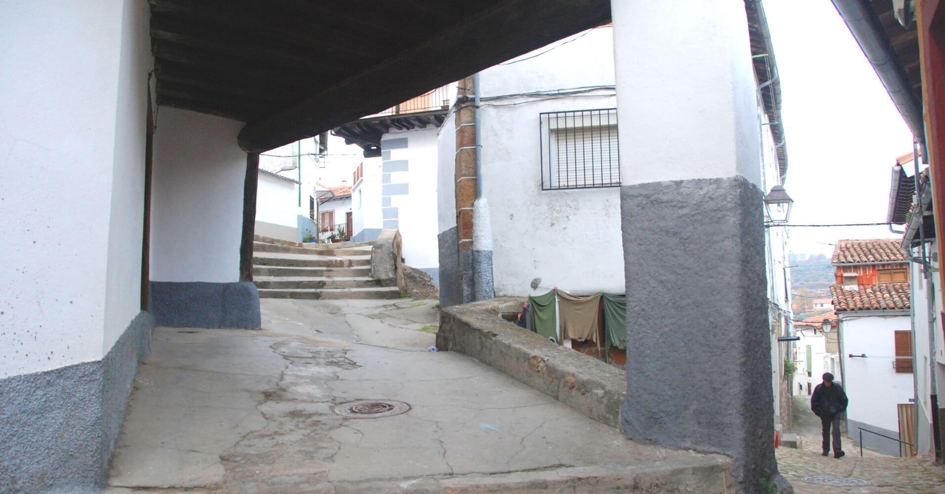 Hervás, Cáceres. Extremadura.