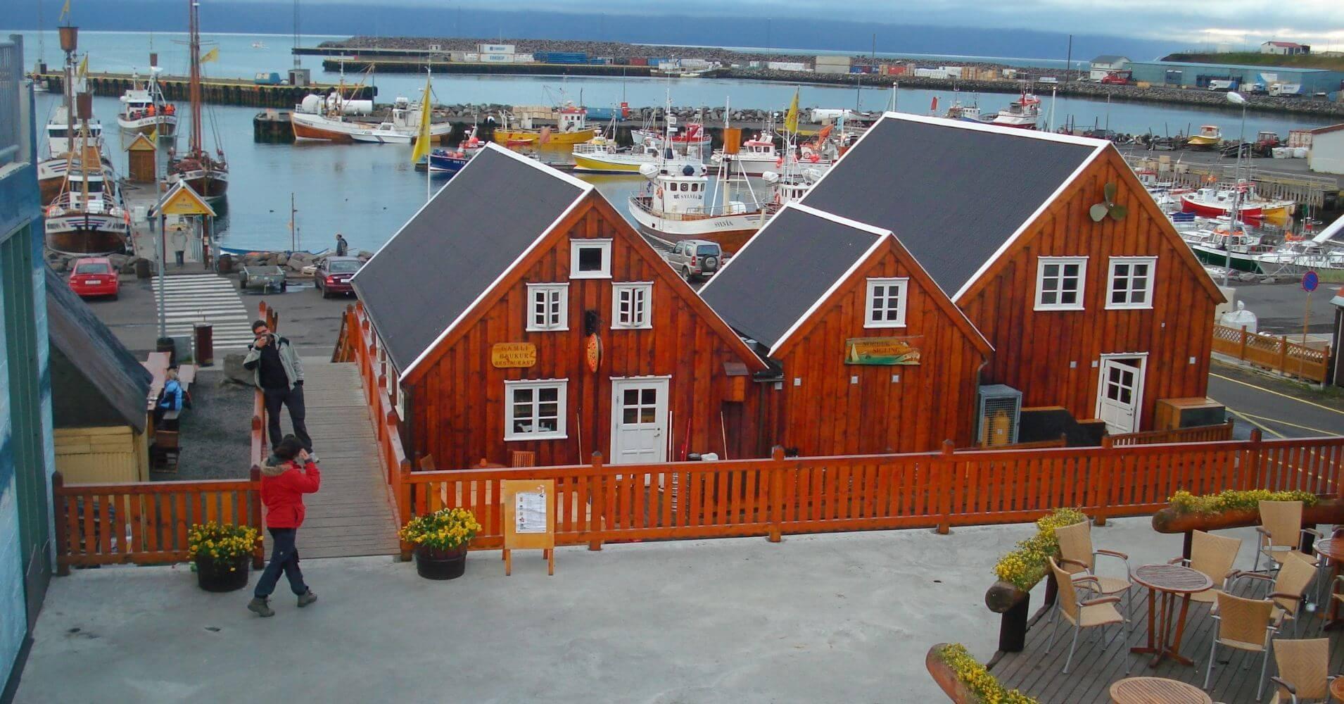 Húsavik, Islandia.