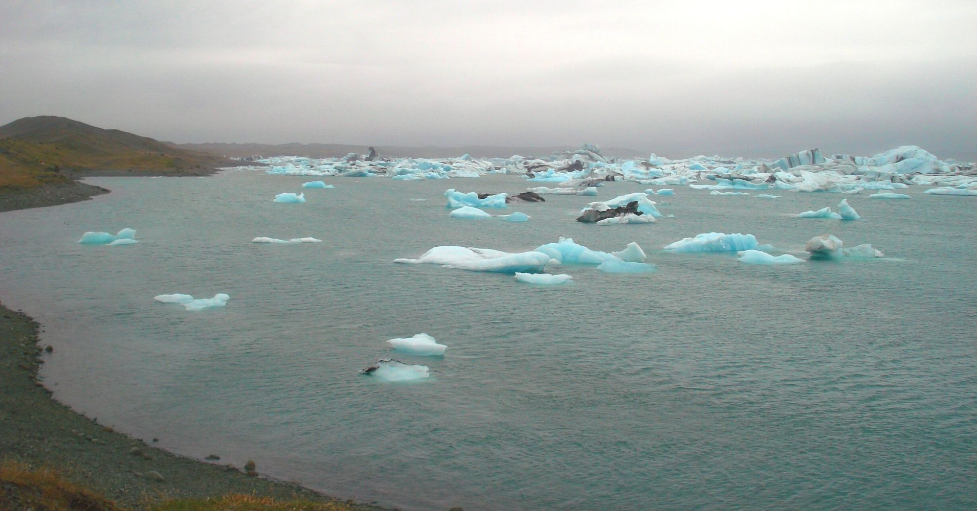 Iceberg del Lago Jokulsarlon. Skaftafell Belleza Natural. Road Trip por Islandia.