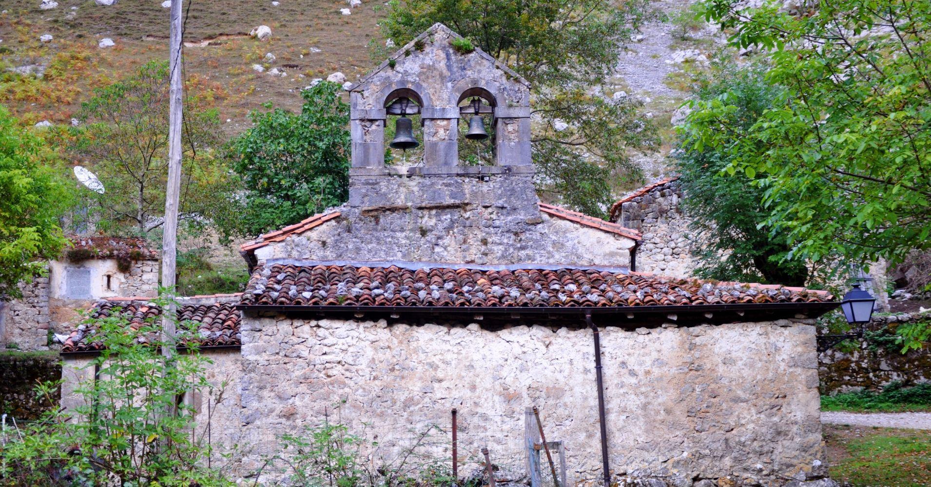 Iglesia de Bulnes. Asturias. Bulnes Vivencia Personal.