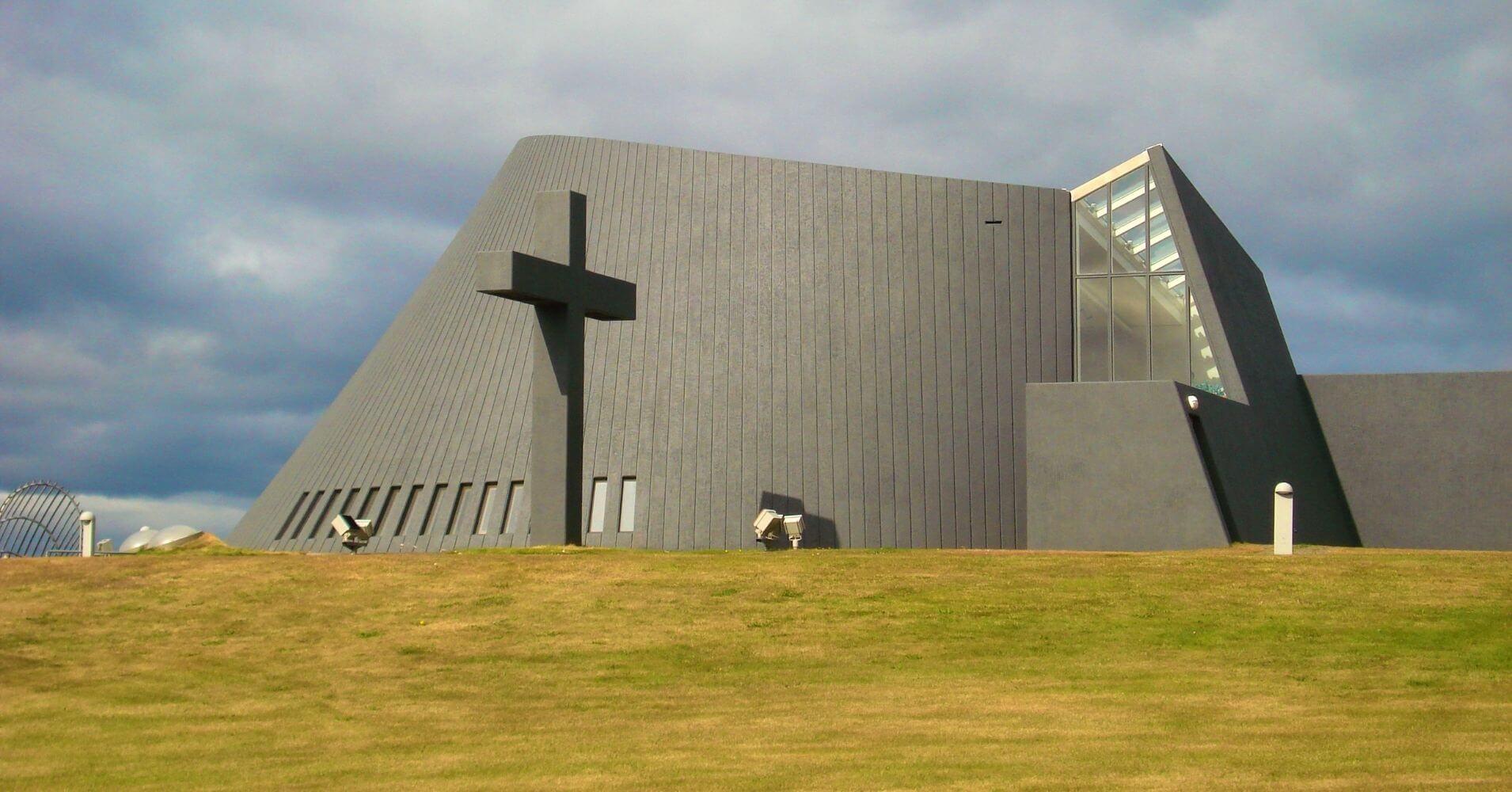 Iglesia Norte de Islandia.