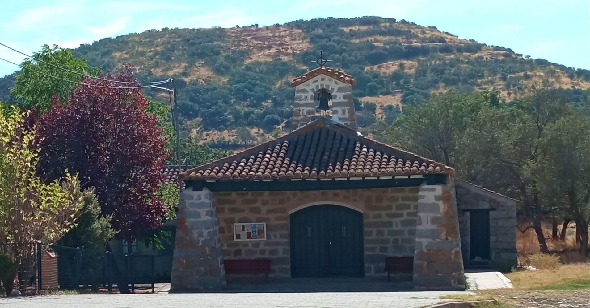 Iglesia Parroquial Virgen de La Candelaria. Las Navillas, Toledo. Castilla la Mancha.