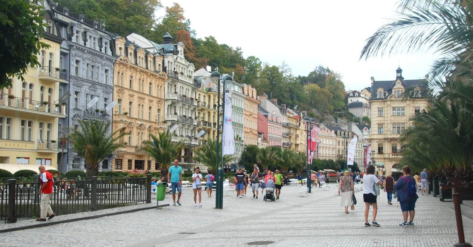 Karlovy Vary, República Checa.