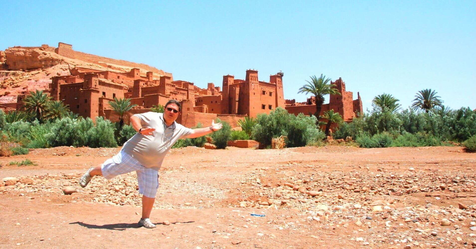Kasba de Aït Ben Hadoo. Marruecos.