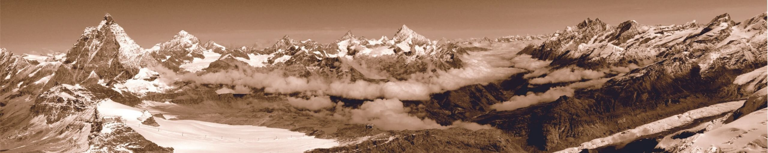 La Conquista del Cervino, Zermatt. Suiza.