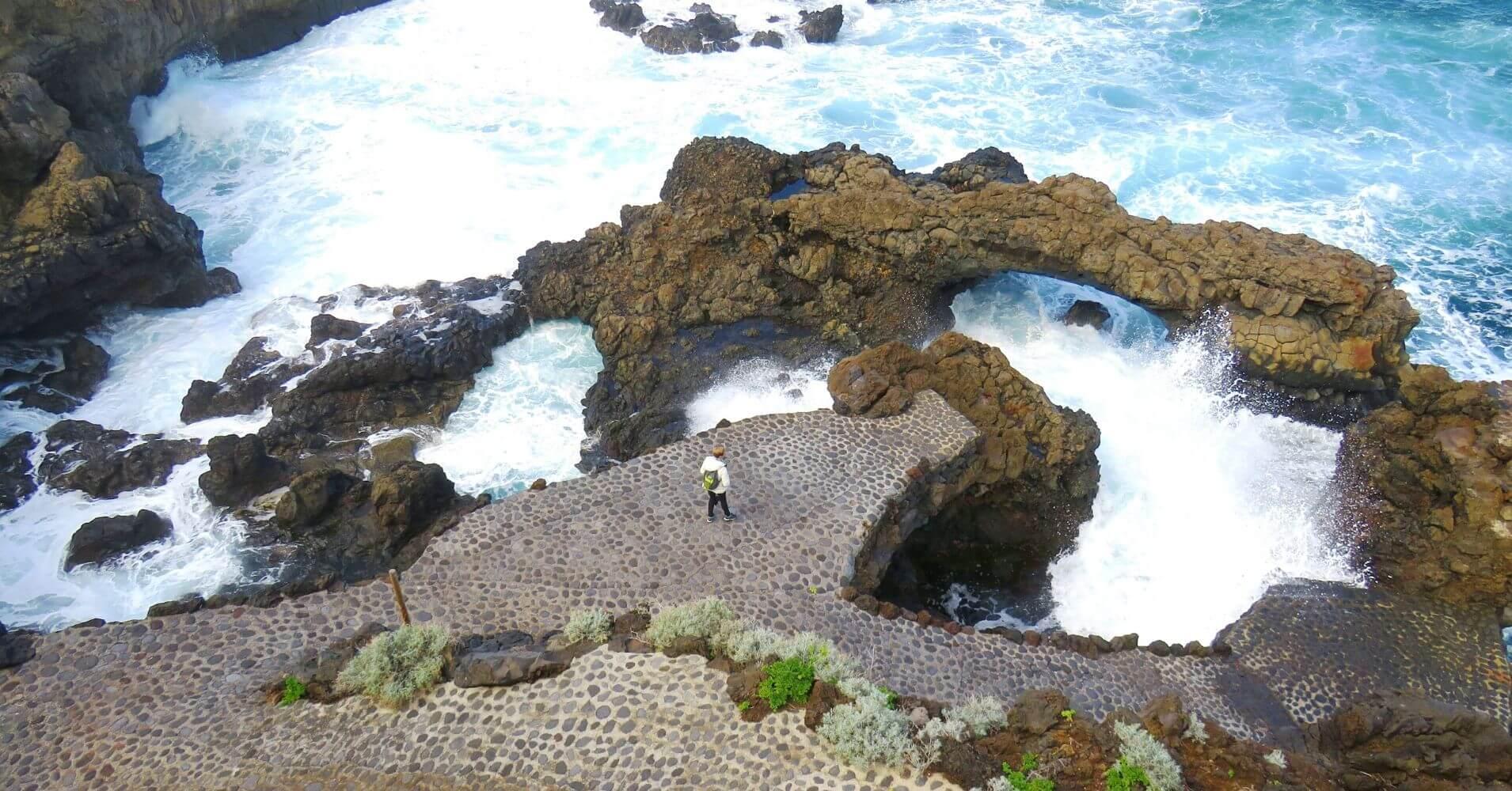 La Fajana. La Palma. Islas Canarias.
