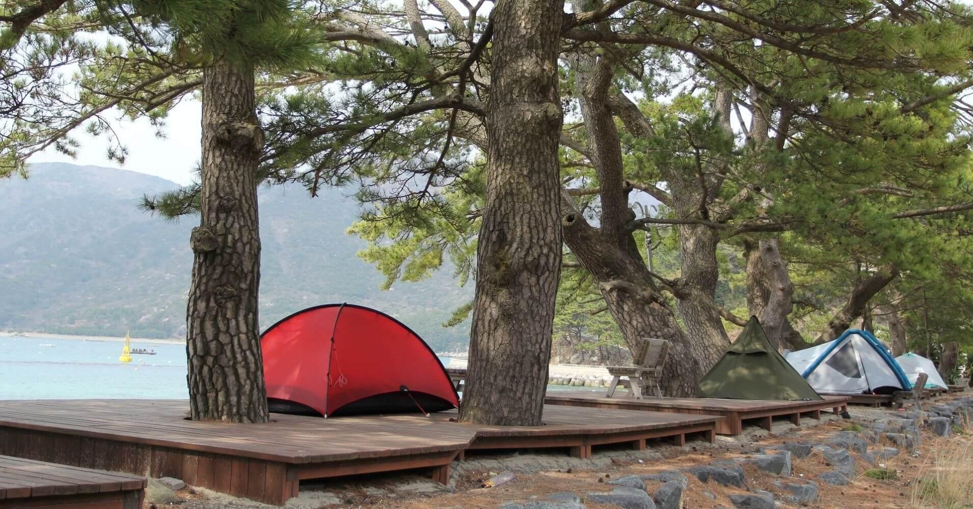 La Guía Camping de Europa.