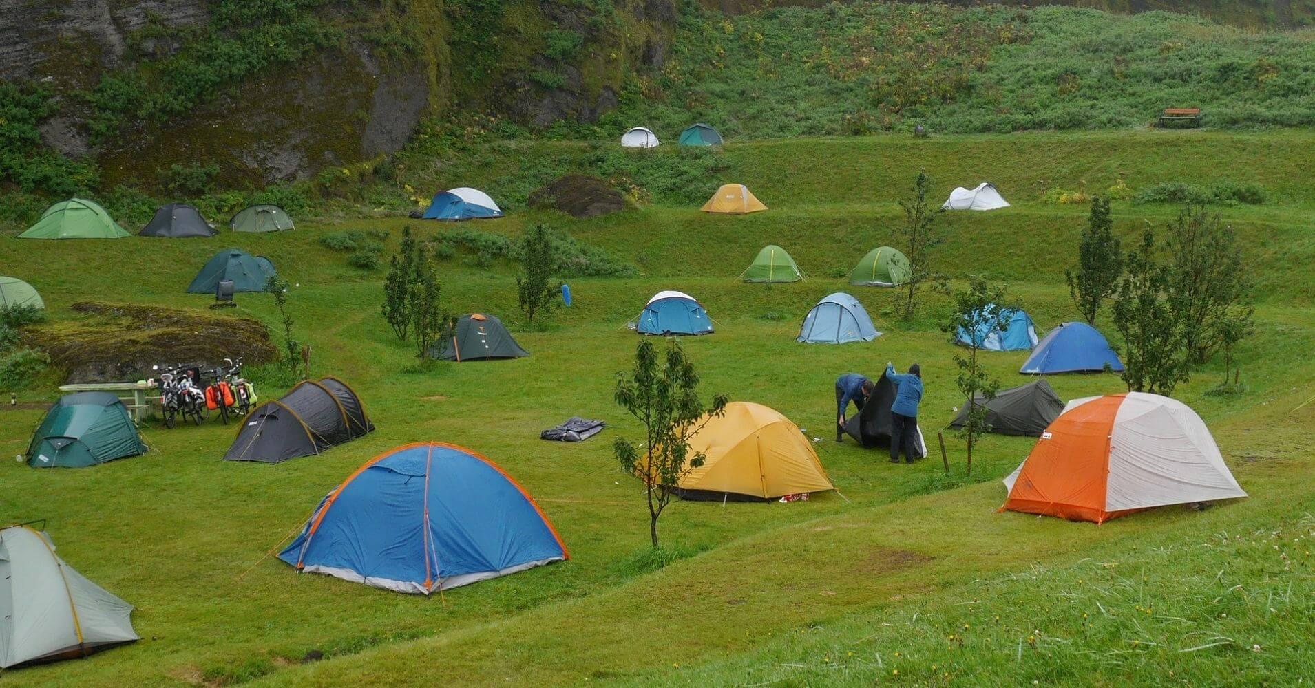 La Guía Camping de Islandia.