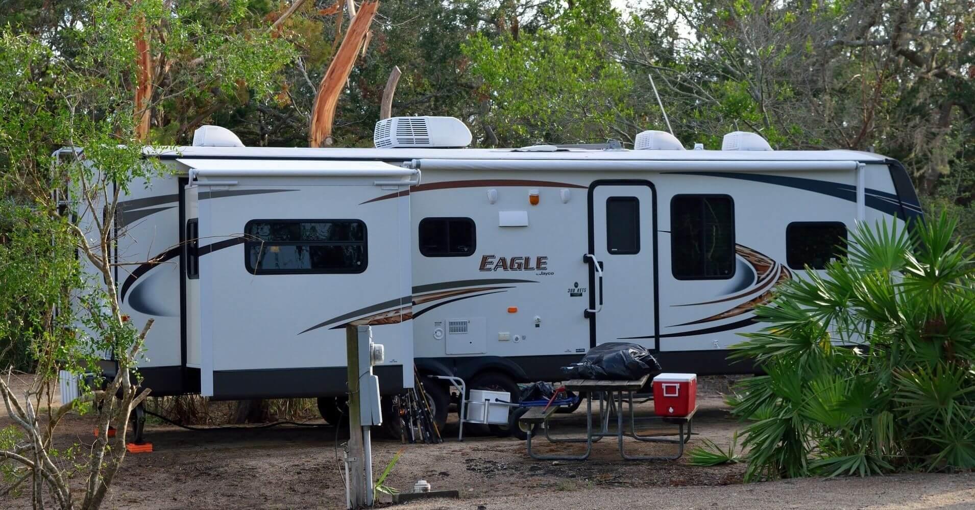La Guía de Camping de Florida.