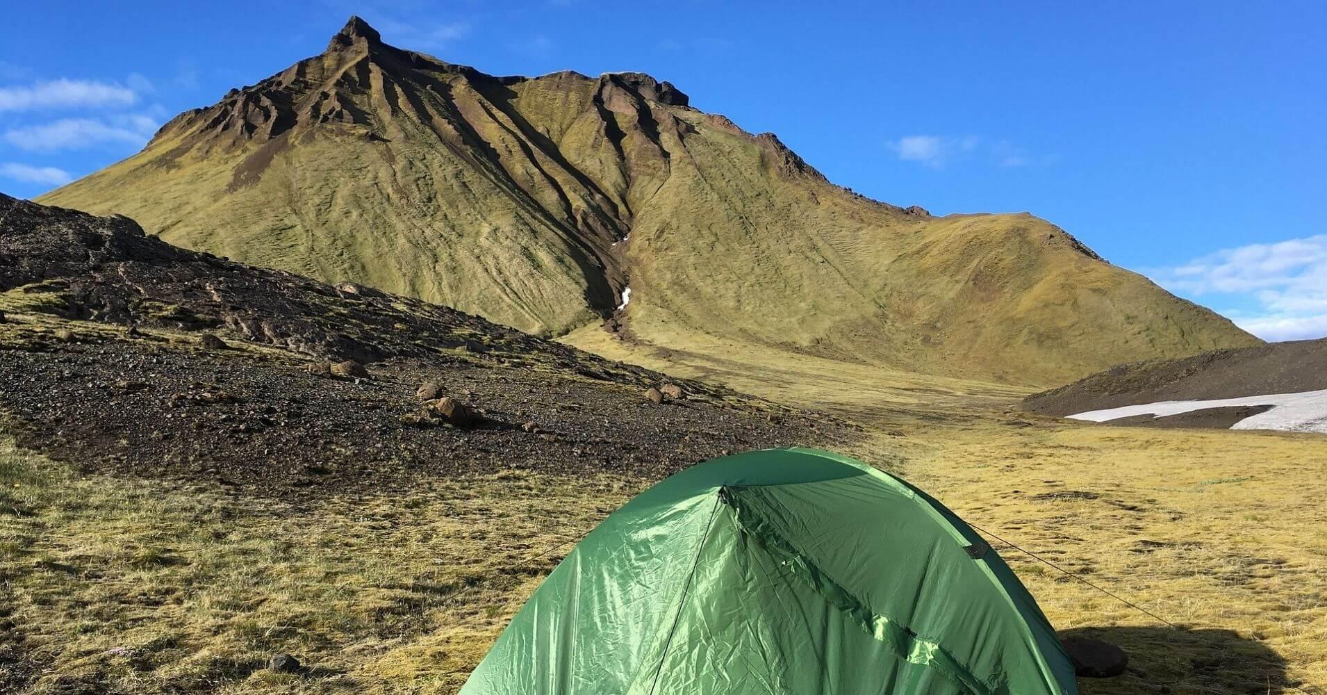 La Guía de Camping de Islandia.