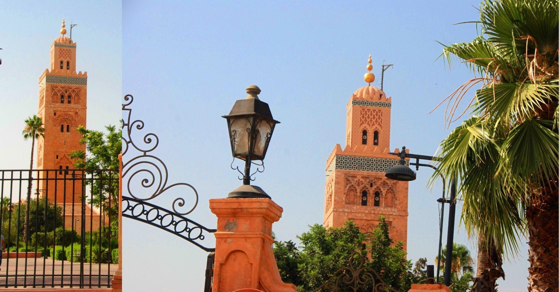 Paseando por Marrakech, Marruecos.