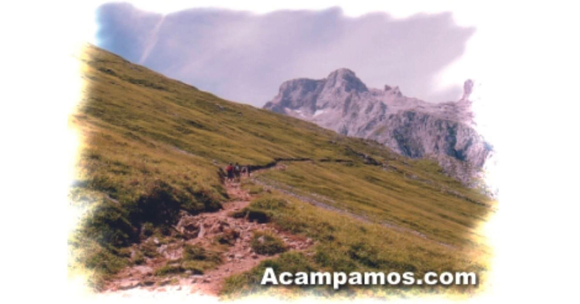 La Ruta del Naranjo de Bulnes. Asturias.