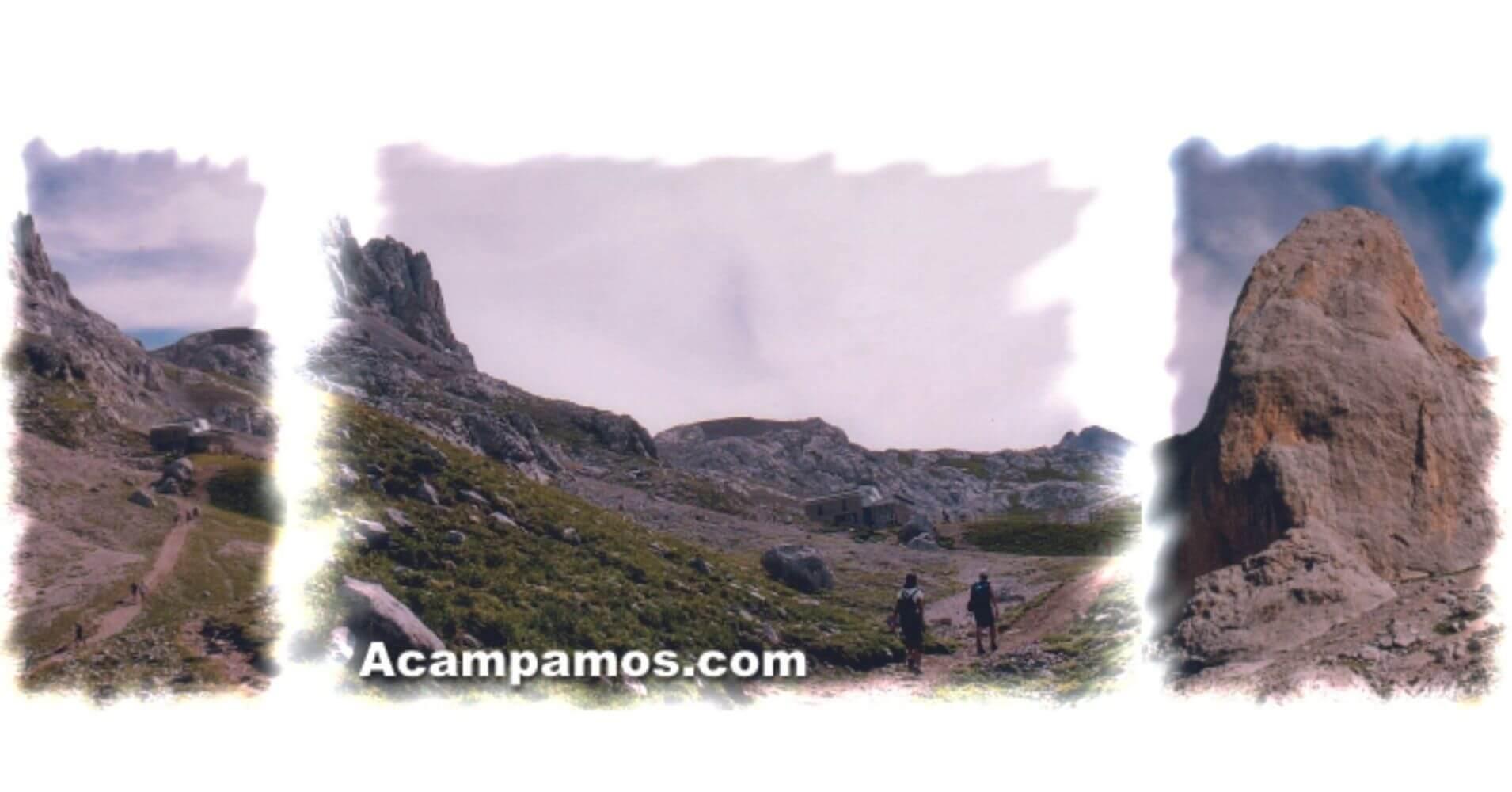 La Ruta del Naranjo de Bulnes. Pico Urriellu, Asturias.