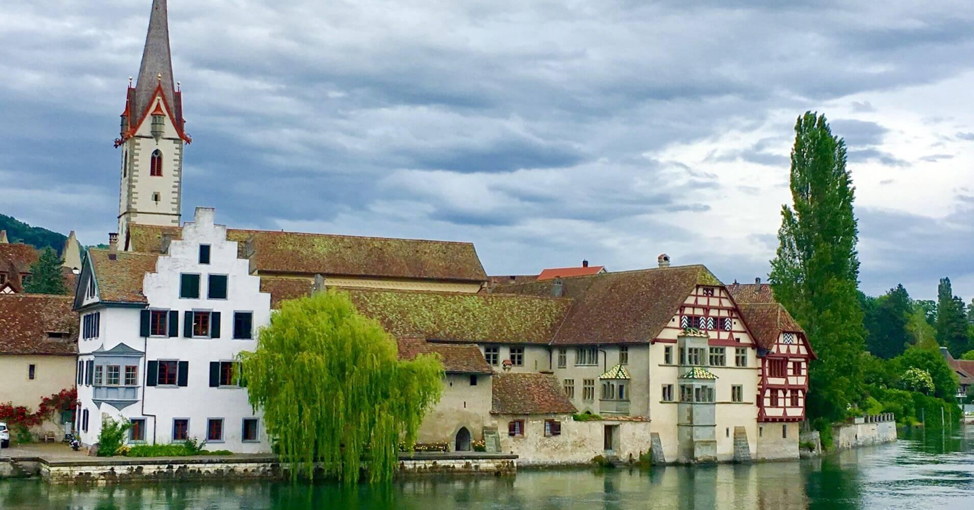 Lago Costanza, Suiza.