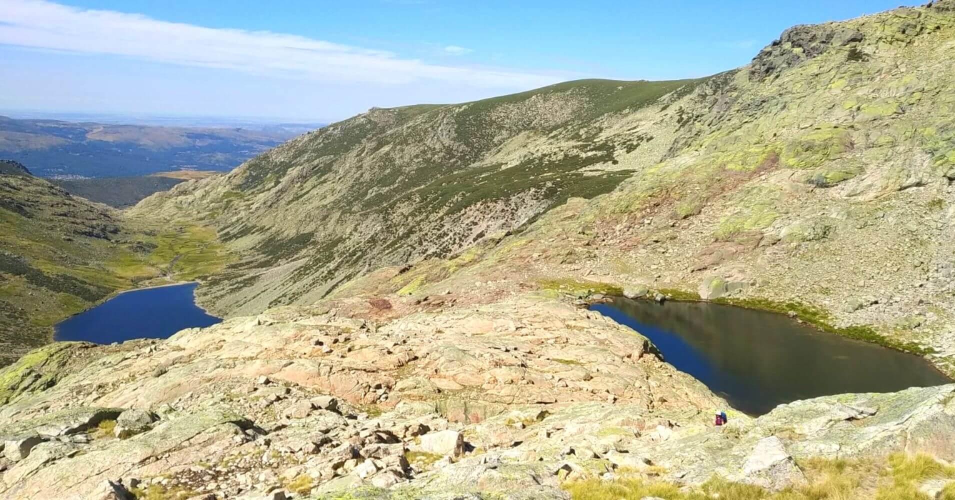 Laguna Cuadrada y Laguna del Barco. Ávila, Castilla y León.